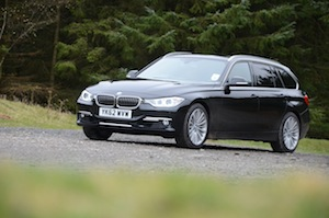 BMW 330d Touring review