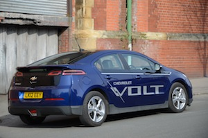 Chevrolet Volt Economy and Emissions
