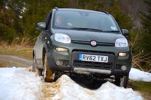 Fiat Panda 4x4 1 3 MultiJet Review - GreenCarGuide co uk