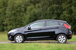 Ford Fiesta ECOnetic road test