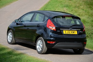 Ford Fiesta ECOnetic Driving Experience