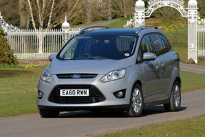 Ford Grand C-Max Zetec 1.0T EcoBoost 100ps / 125ps