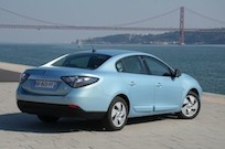 Renault Fluence Z.E. Expression+