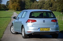 Volkswagen Golf 1.0 TSI 115 PS Match BlueMotion