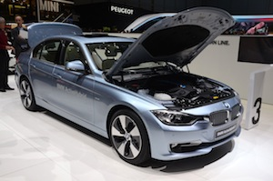 BMW ActiveHybrid3