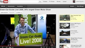 green car guide live