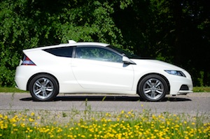 Honda Cr Z Review Greencarguide Co Uk