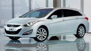 The new Hyundai i40