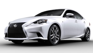 Lexus IS full hybrid