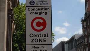 Does going green defeat the new London Congestion Charge?