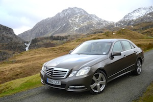 Mercedes-Benz E 300 BlueTEC HYBRID road test