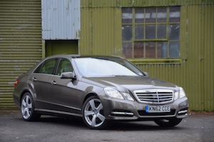 Mercedes-Benz E 300 Hybrid Economy and Emissions