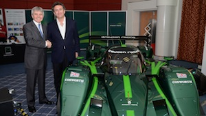 MIA Low Carbon Racing Conference 2013 - Lord Drayson