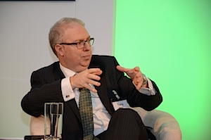 Tony Harper, Automotive Council / Jaguar Cars at MIA Low Carbon Racing Conference 2013