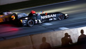 Nissan DeltaWing fifth placel in the 1000-mile Petit Le Mans race