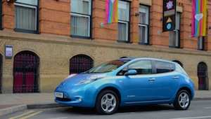 Living With A Nissan Leaf Greencarguide Co Uk
