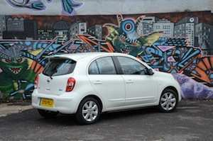 Nissan Micra Dig S Greencarguide Co Uk