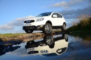 Nissan Qashqai 1.6 dCi 4WD is ideal for family transport