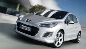 New Peugeot 308 with micro-hybrid e-HDi Stop and Start technology