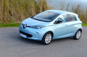 Renault ZOE Expression