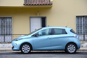 The ZOE offers all the normal qualities of an electric car