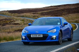 Subaru BRZ road test