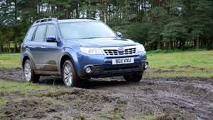 Subaru Forester 2.0D X