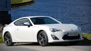 Toyota GT86 - MoneySupermarket.com Car of the Year competition