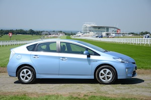 The Toyota Prius is probably the best-known hybrid