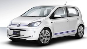 Volkswagen twin up! Plug-in Hybrid Concept