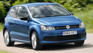 Image of the Volkswagen Polo BlueGT